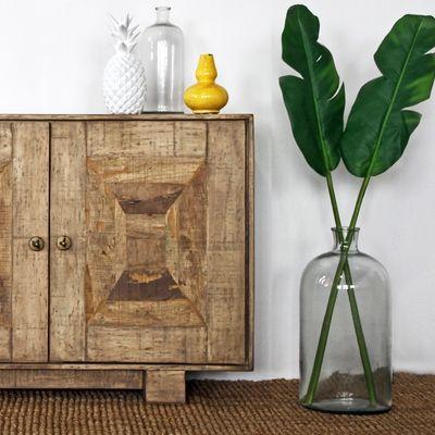 Decoración tropical muebles
