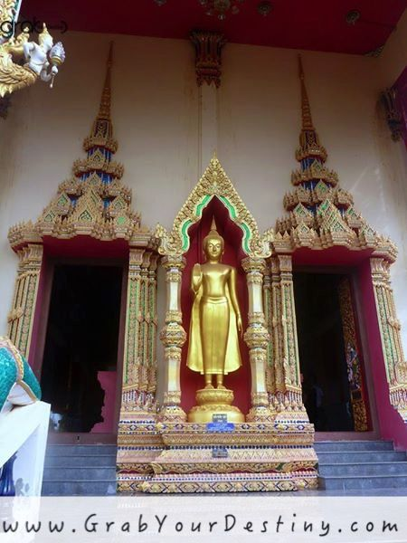 Temple Tours In Koh Samui, Thailand  #Travel #GrabYourDestiny #Monks #TempleTours #JasonAndMichelleRanaldi  #Temples #SwanRide #Travel #KohSamui #Thailand  www.GrabYourDestiny.com