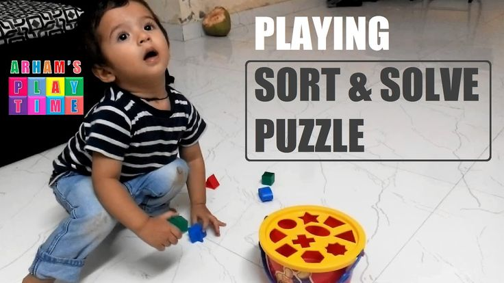 Matching Shapes Games for Kids, Babies, Toddlers - Sort and Solve Puzzle Game  Matching Shapes or Puzzle Games for Kids, Babies, Toddlers to Play. Sort and Solve puzzles are very easy to play for babies and it improves cognitive skill along with motor skill of baby.   It helps kids to learn about Shape in very effective way. Shape games for kindergarten or preschoolers  are easily available in market and it is very basic and must toy or game for your baby.  #ArhamPlayTime