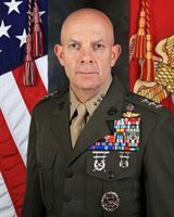 Incoming Commander  U.S. Marine Corps Forces, Pacific