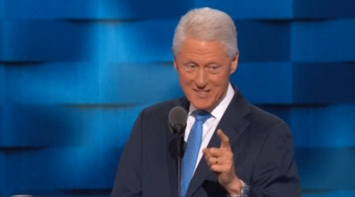 Bill Clinton Says Hillary is the Best Change Maker, Will Never Quit on You