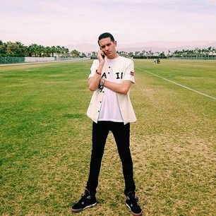 This is G-Eazy. He's a 25-year-old rapper and producer from Oakland, Calif., and he's shaping up to become a serious success story. | G-Eazy Is Your Girl's New Favorite Rapper