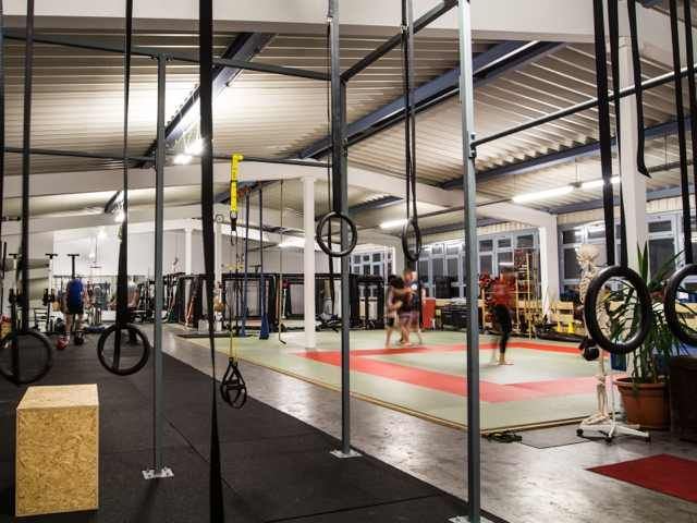 Ideas about crossfit box on pinterest gym