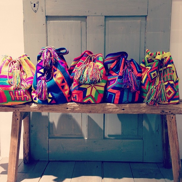 WAYUU MOCHILA BAGS get them at Beckley Boutique!