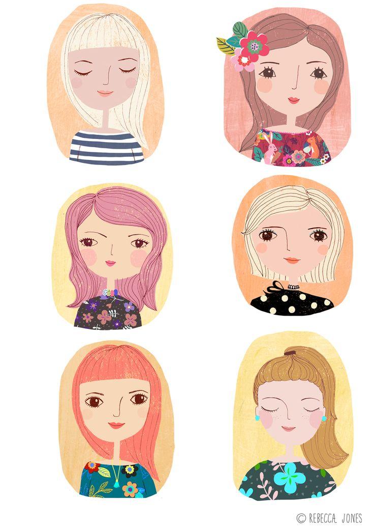 Blog | Rebecca Jones | Illustration and Surface Design