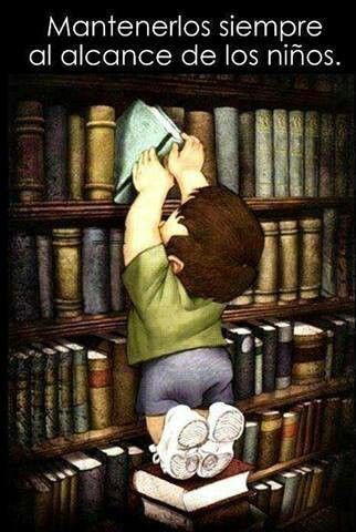 Mis hijas les gusta leer conmigo. :)