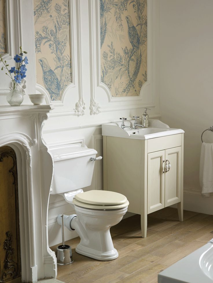 Beautiful Bathroom Chair Rail Specifics Please: Heritage Bathroom Furniture Dorchester Vanity In Oyster