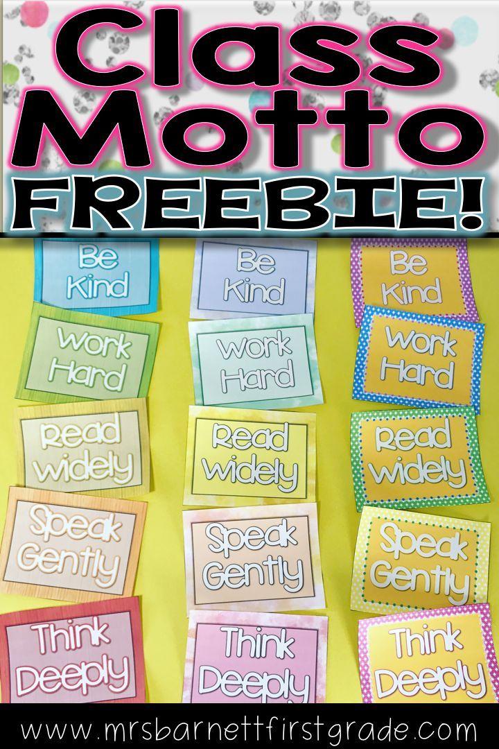 Classroom Motto Ideas ~ Best class motto ideas on pinterest senior