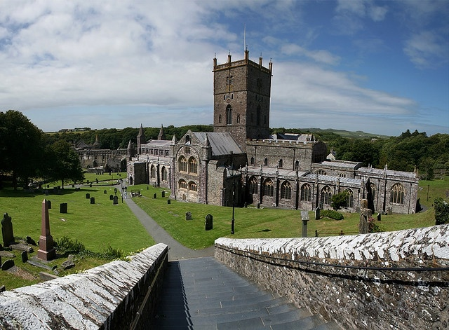 St. David's Cathedral (1000 Places) - Pembrokeshire, West Wales, Wales