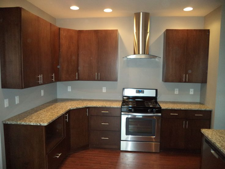 Custom Kitchen In A Musser Ii 14 50 Granite Countertops And Kitchen Cabinets Kitchens