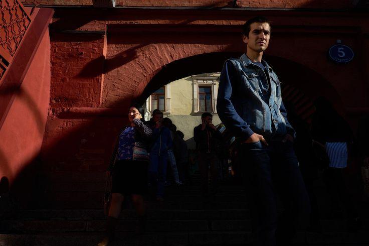 Mosca, Russia - Foto scattata da  Danilo Garcia Di Meo con α7 II  Sito Web…