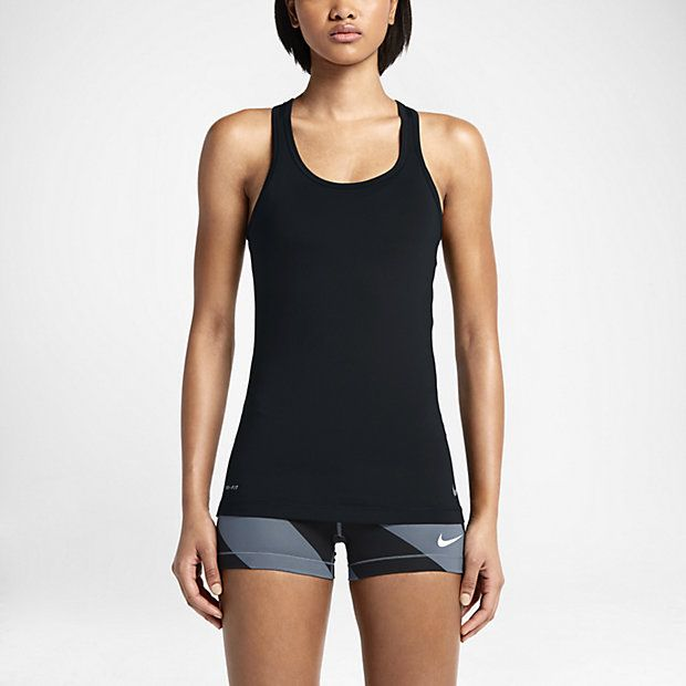 Damska koszulka treningowa bez rękawów Nike Pro Hypercool 2.0