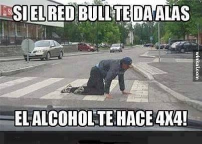 Red Bull  #gracioso #toquedehumor