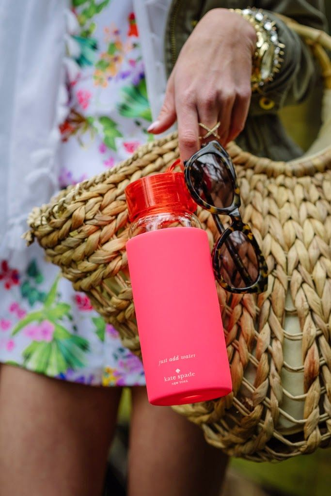 Who cares about the Kate Spade Water Bottle? I need the bag!!
