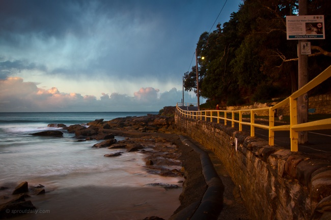 Manly - Bower walk