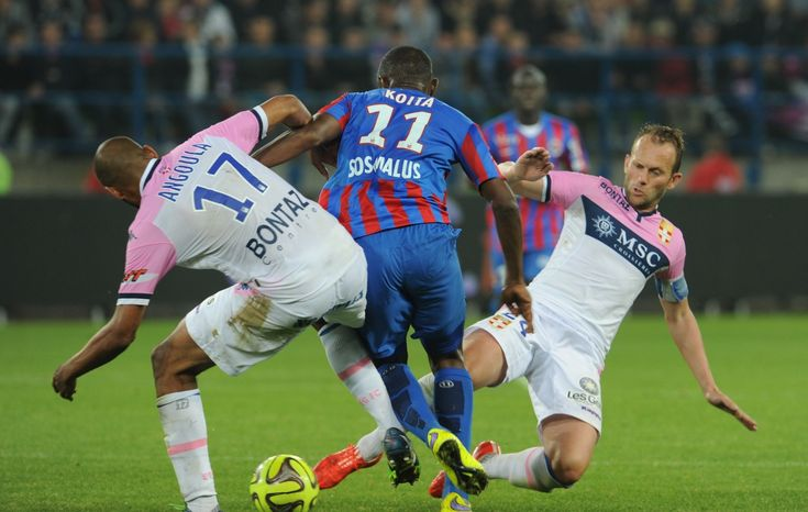 L1. J38 - SM Caen - Evian en photos | Résumé de match - interviews SMC - Photos Stade Malherbe Caen