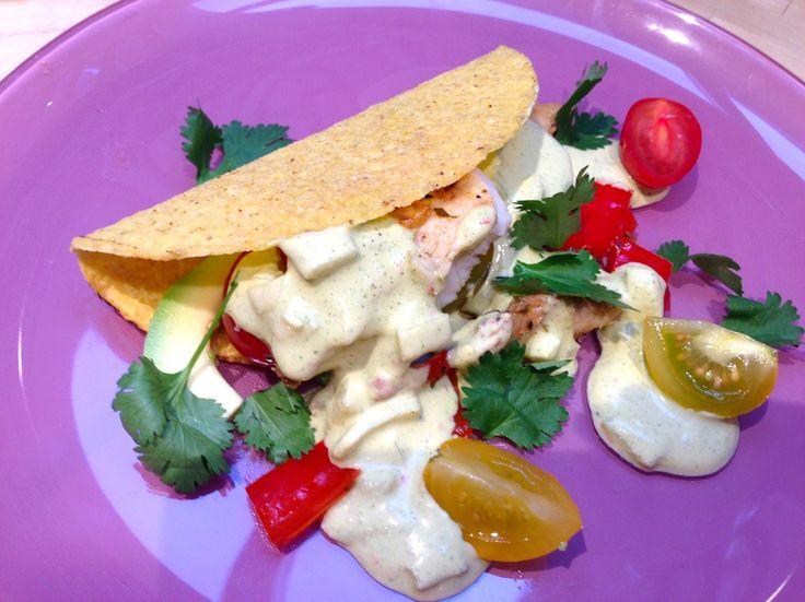 Vis taco's - Francesca Kookt