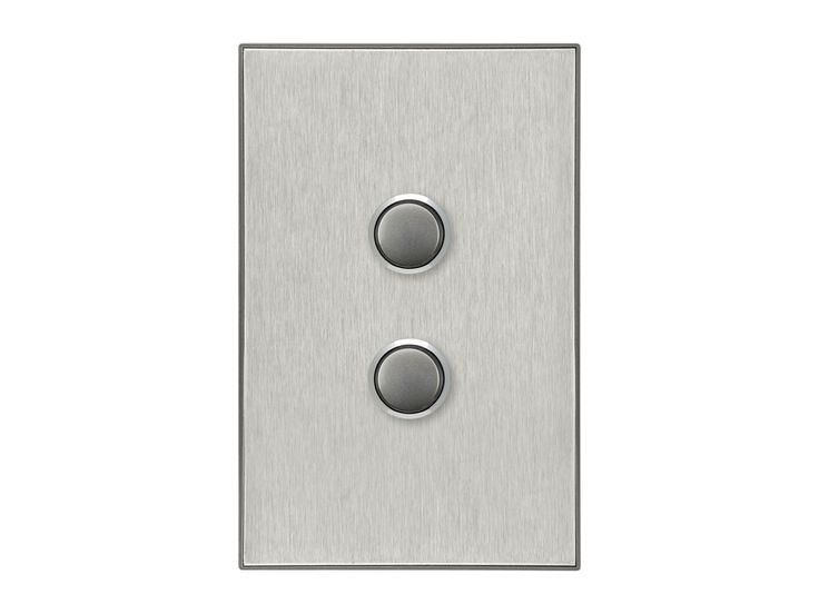 Saturn Horizon Silver double switch