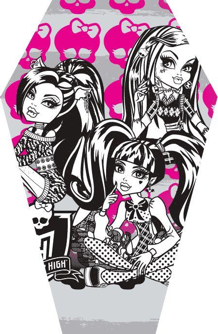 Monster High Phone Wallpaper - Download Free Wallpapers from Monster High | Monster High