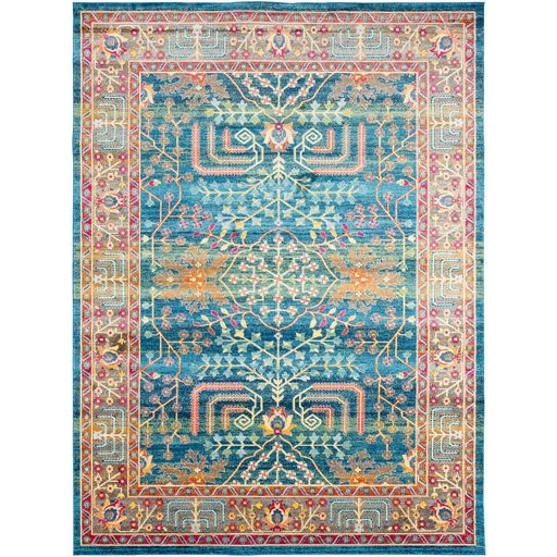 Ask 2310 Surya Rugs Lighting Pillows Wall Decor Accent Furniture Decorative Accents Throws Bedding Oriental Area Rugs Vibrant Rugs Area Rugs