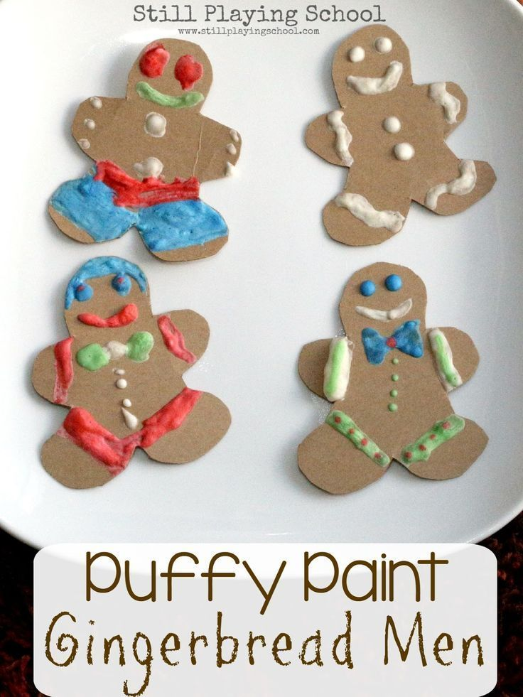 143 best gingerbread theme images on pinterest christmas for Craft masks to decorate