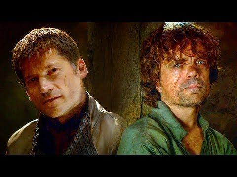 Tyrion y Jaime   Juego de Tronos 4x04 Español HD