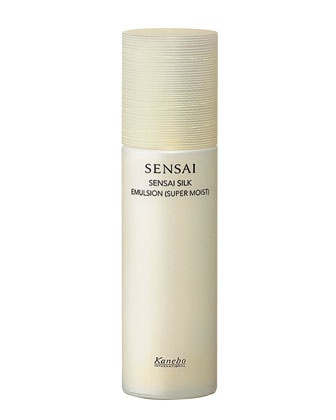 Silk Emulsion (Super Moist) by Kanebo Sensai Collection at Neiman Marcus.