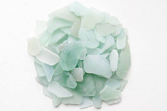 Mint Bulk Japanese Sea GlassSeafoam Green Sea Glass