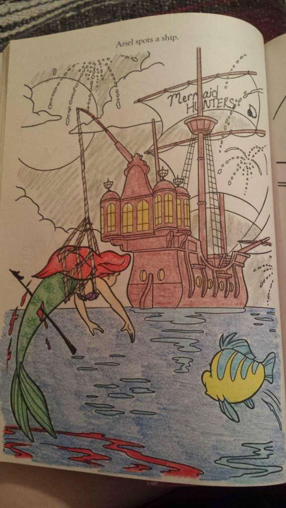 17 Best Images About Coloring Book Corruptions On