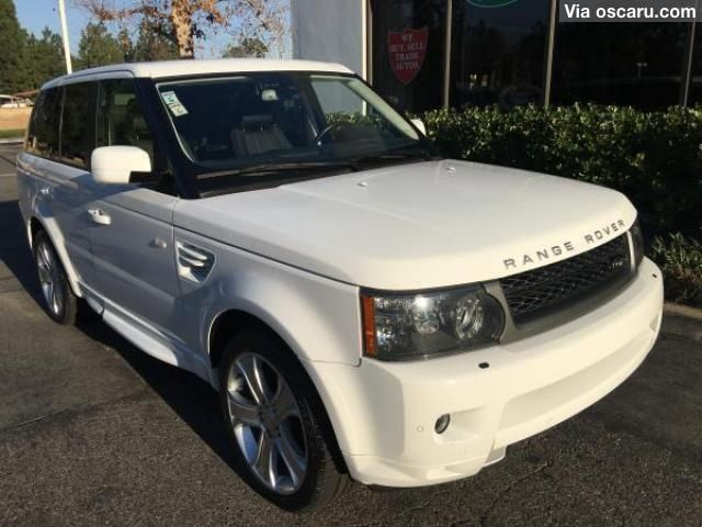 Range Rover sport 2011 in good condition for sale