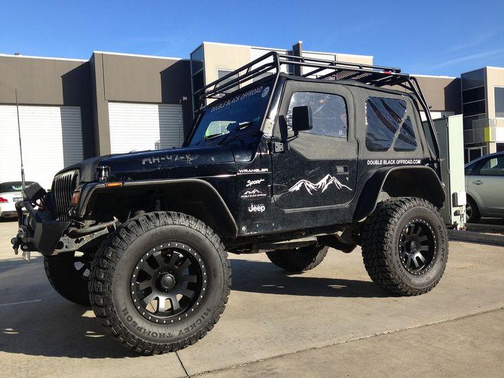 Pin by paul barker on jeep Jeep wrangler tj, Wrangler tj