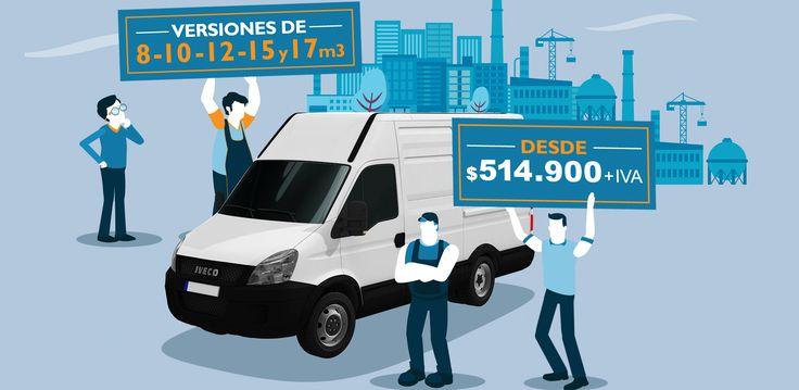 Iveco ofrece una oportunidad única para adquirir el robusto Daily Furgón     Iveco lanzó una nueva promoción que involucra al utilitario Daily, en todas sus versiones furgón. El vehículo se distingue en su segmento por ... http://sientemendoza.com/2016/11/16/iveco-ofrece-una-oportunidad-unica-para-adquirir-el-robusto-daily-furgon/
