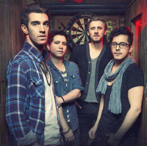 American Authors - performed today at work.