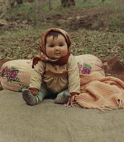 Gypsy Baby, a precious little one