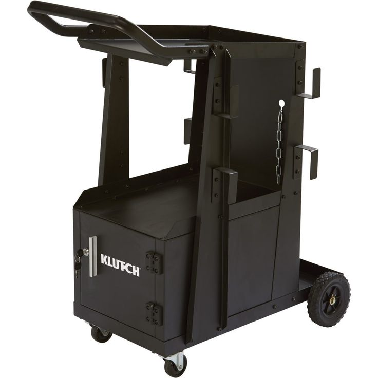 Mig Welder Cart With Drawers