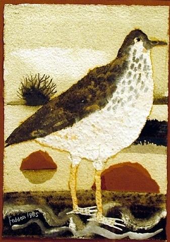 Bird  Mary Fedden