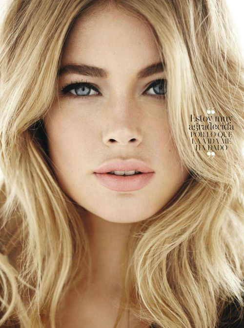 Image via We Heart It https://weheartit.com/entry/138632952/via/4449592 beautiful beauty DoutzenKroes inspiring perfection pretty