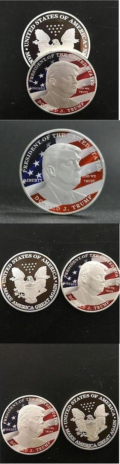 donald trump: 2017 Donald Trump Silver Eagle Coin Make America Great Again 45Th President F10 -> BUY IT NOW ONLY: $0.99 on eBay!