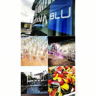 Kahvakuula kainalossa: Radisson Blu Seaside Helsinki uudistui