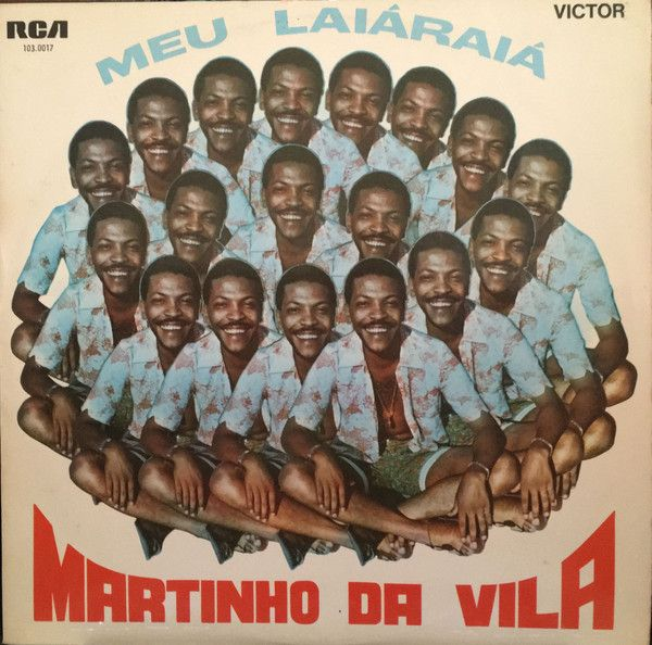 Martinho Da Vila Meu Laiaraia Vinyl Lp Album At Discogs