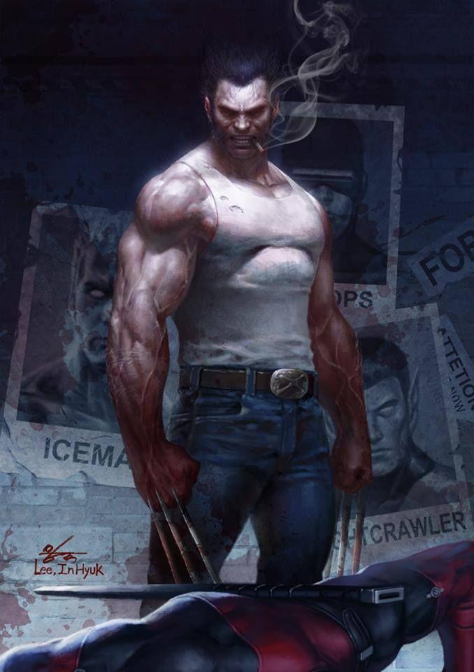 Wolverine by In-Hyuk Lee