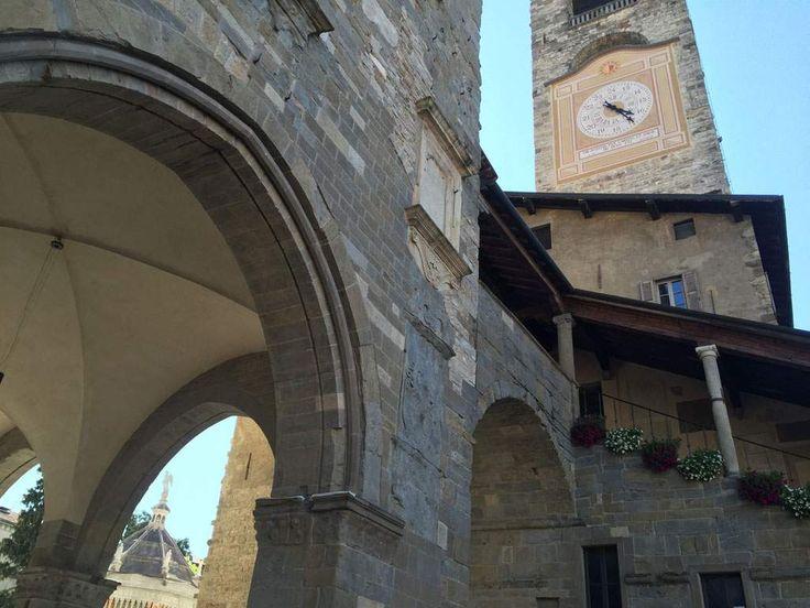 Bergamo alta – piazza Vecchia
