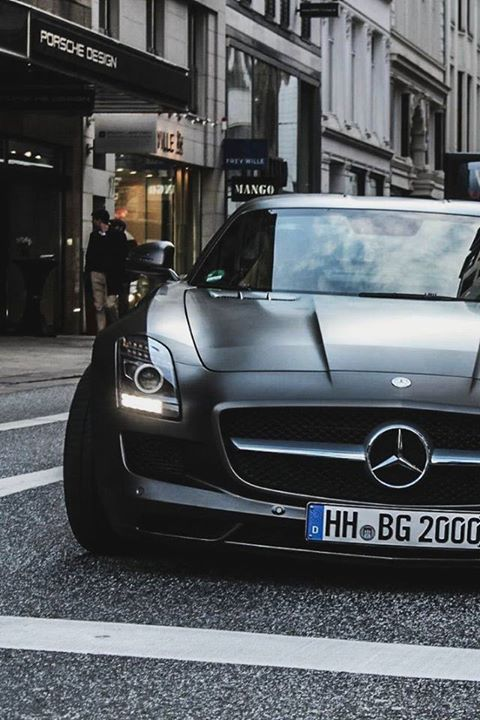 Life's Best #Mercedes #SLS #Speed #Addicted