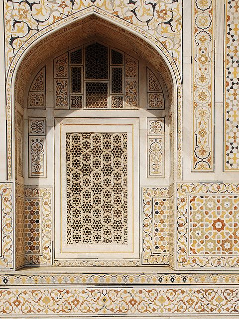 Itimad Ud Daula, Agra, UP, INDIA