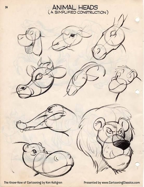 Fundamentals Of Character Design Pdf : Best art cartooning ken hultgren images