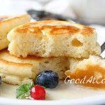 Scotch pancakes – шотландские оладушки