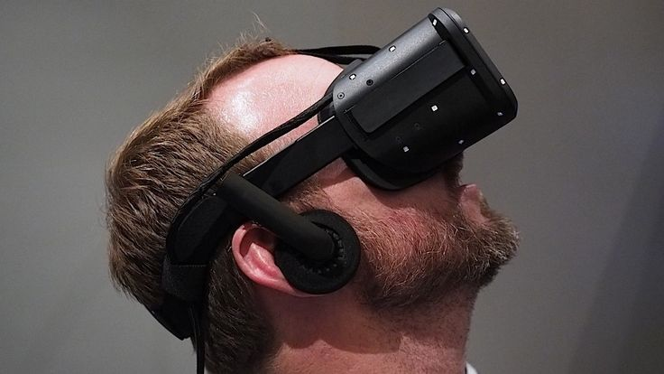 Presence. It's the ability of VR headsets to fool your mind and body into thinking that you are actually in a virtual world, and that experience is what