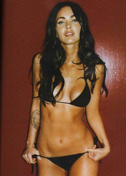 Megan Fox ... if thats not inspiration I dont know what is