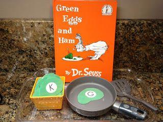 30+ Dr. Seuss Activities for Children - Preschool and Kindergarten Community