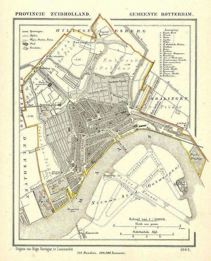 Rotterdam, 1865.